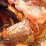 Beim Fischsuppen-Festival in Fano