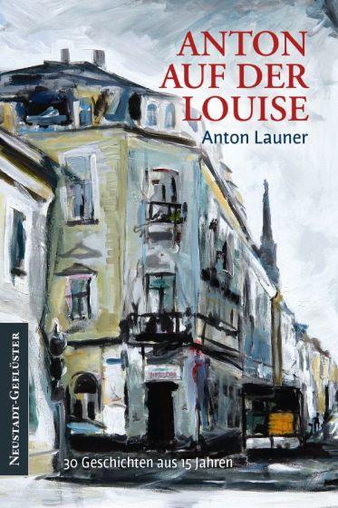 Buchtitel Anton auf der Louise