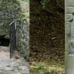 Ein Grab für drei