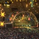 Kruzianer rocken das Stadion