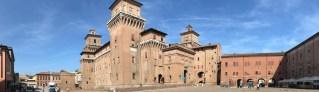 24 Stunden Ferrara: RenaissanceundFahrrad