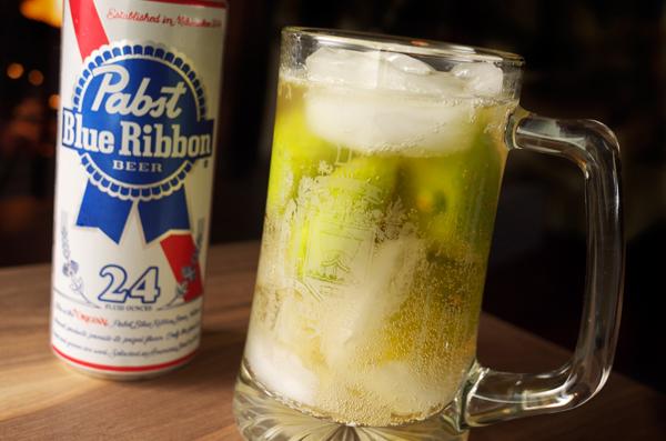 Texas Tea Beer Cocktail // stirandstrain.com