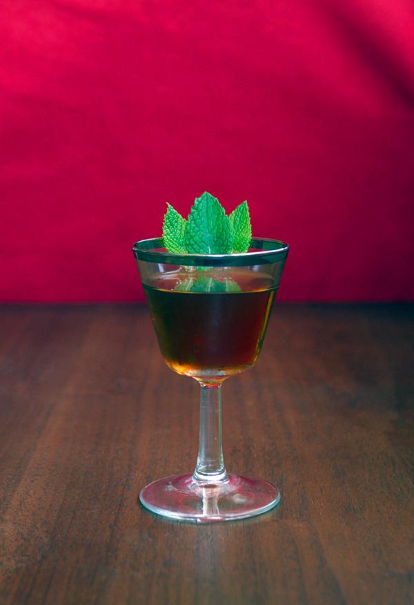 green hell cocktail // stirandstrain.com
