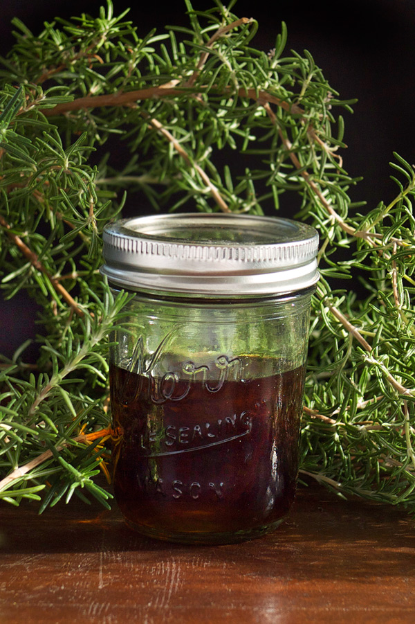 Aroma in Cocktails: Rosemary Tincture // stirandstrain.com
