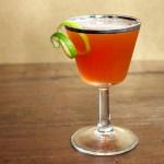 The Irish Derby Cocktail