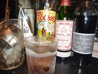 Hopelessly Devoted to You Cocktail MxMo Roundup // stirandstrain.com