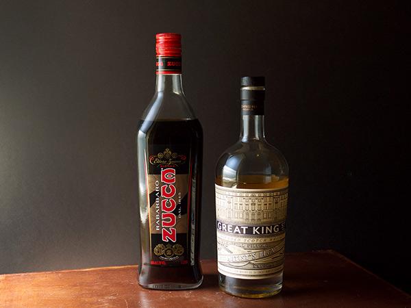 Zucca Sprezzatura #Cocktail // stirandstrain.com