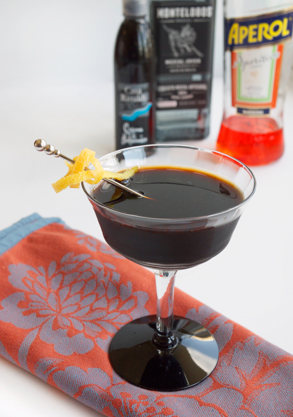 Mixology Monday: Night Call Cocktail // stirandstrain.com