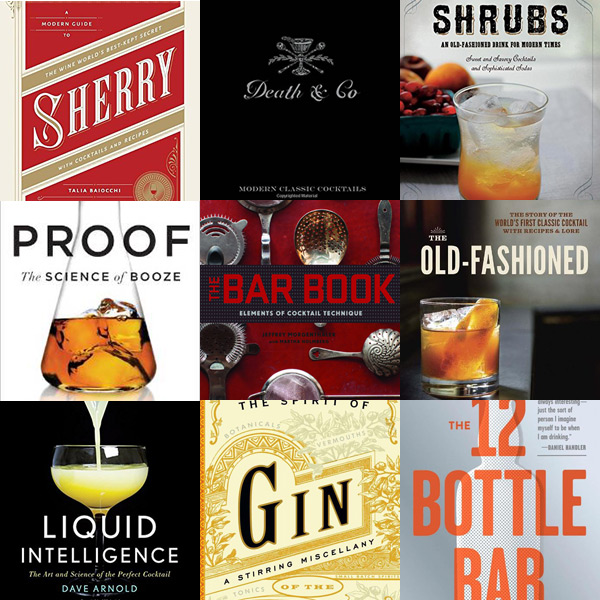 Holiday Gift Guide: Boozy Book Club // stirandstrain.com