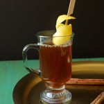 Spiced Averna Toddy