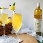 Lemony Suze Sparkling Pitcher Cocktails
