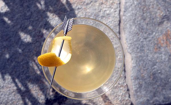 Stir and Strain X Club 83: Good Thang Cocktail // stirandstrain.com