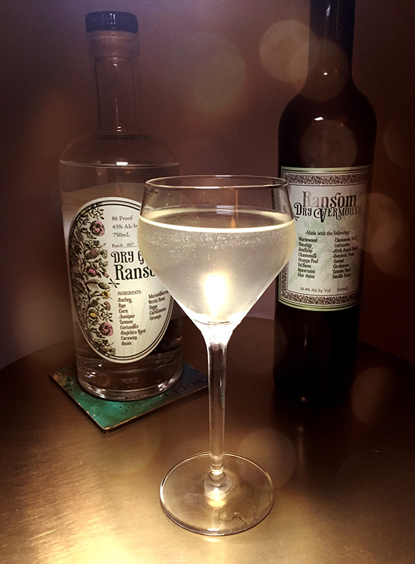 Monday Booze News: the gin is in // stirandstrain.com