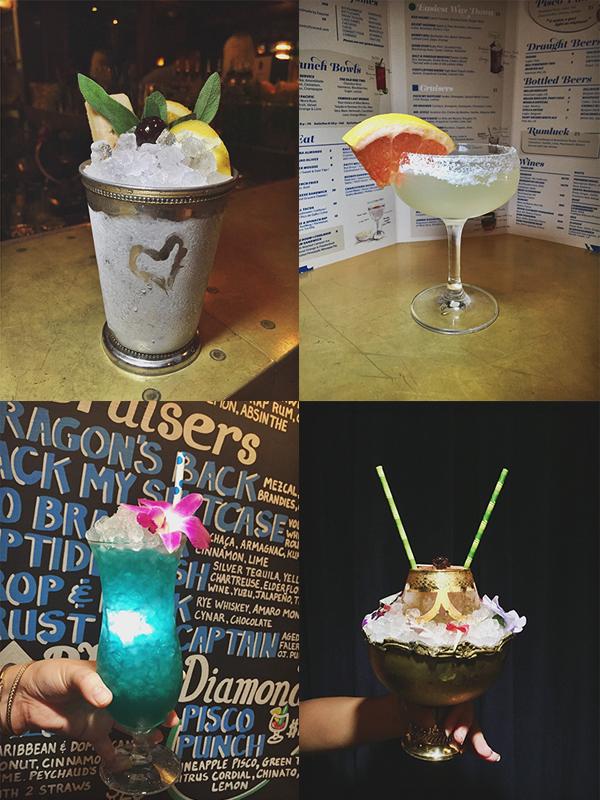 Spring Drinking 2016 // stirandstrain.com