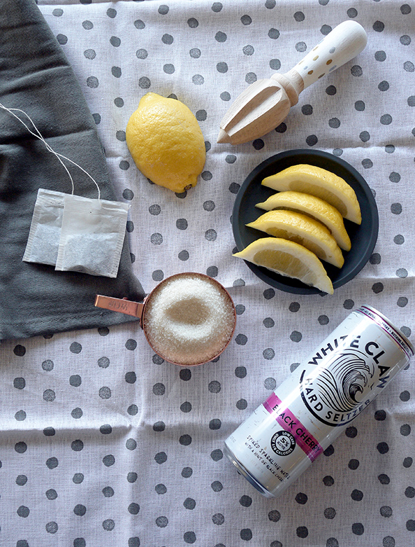 White Claw Hard Seltzer | Stir and Strain