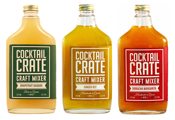 Giveaway- Cocktail Crate Summer Party Pack // stirandstrain.com