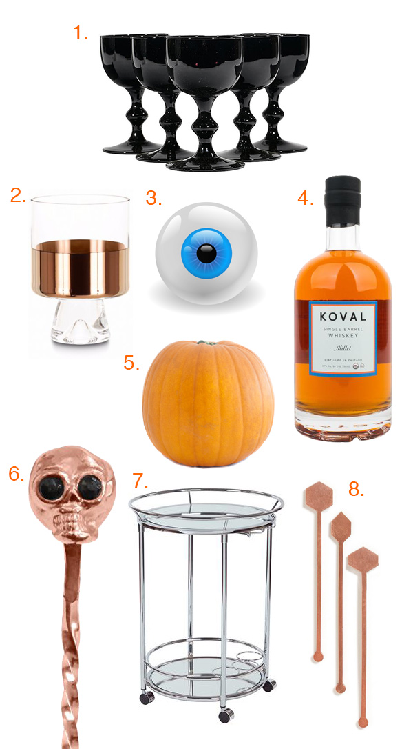 Halloween and Autumn Gift Guide 2017 // stirandstrain.com