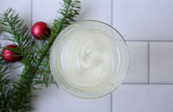 Make It: Shimmery Peppermint Liqueur with Everclear // stirandstrain.com