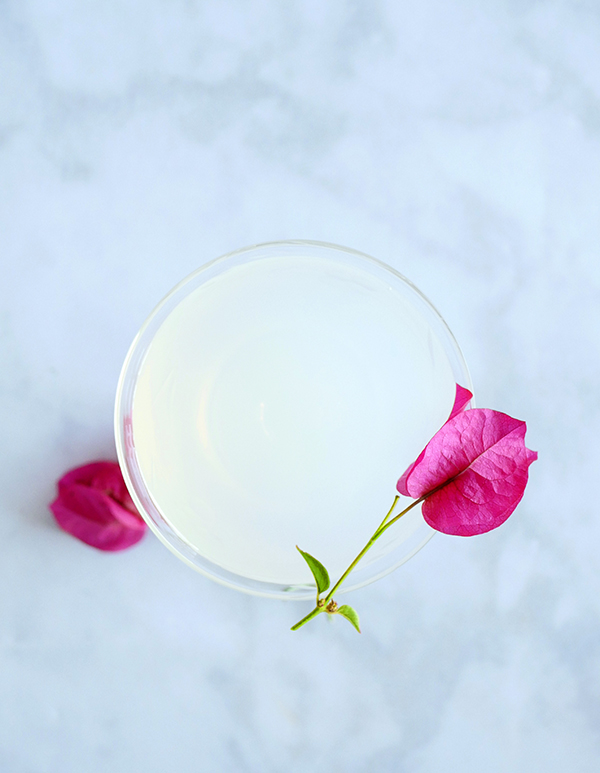 Monday Booze News: does this flower make my daiquiri pop // stirandstrain.com