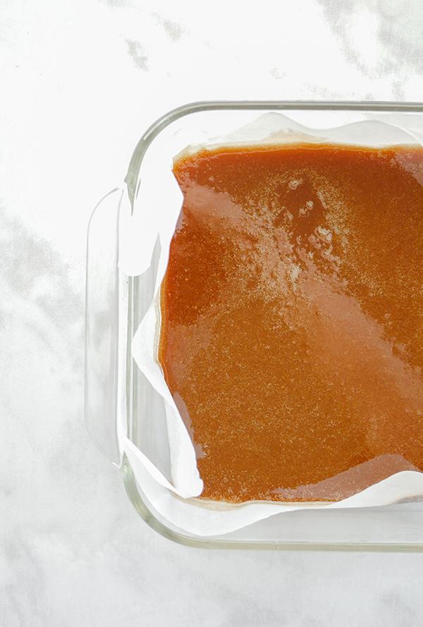 Make It: Bourbon Salted Caramels // stirandstrain.com