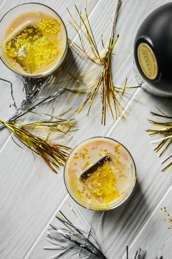 Up All Night Cocktails with Kerrygold Irish Cream // stirandstrain.com