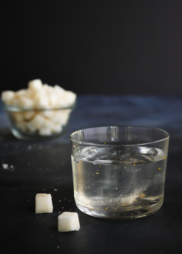 Make It: Meyer Lemon Citrus Sugar Cubes for Cocktails // stirandstrain.com
