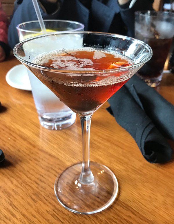 Outback Manhattan // stirandstrain.com