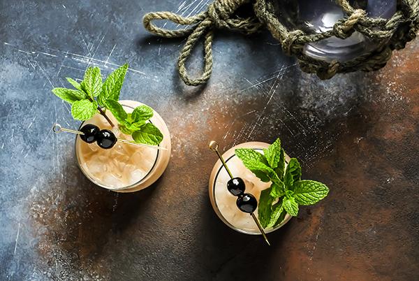 Kerrygold Port Dues Cocktails // stirandstrain.com