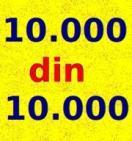 Proiectul 10.000 s-a incheiat cu bine