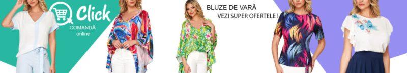 Bluze de Vara pentru Femei Magazin By You