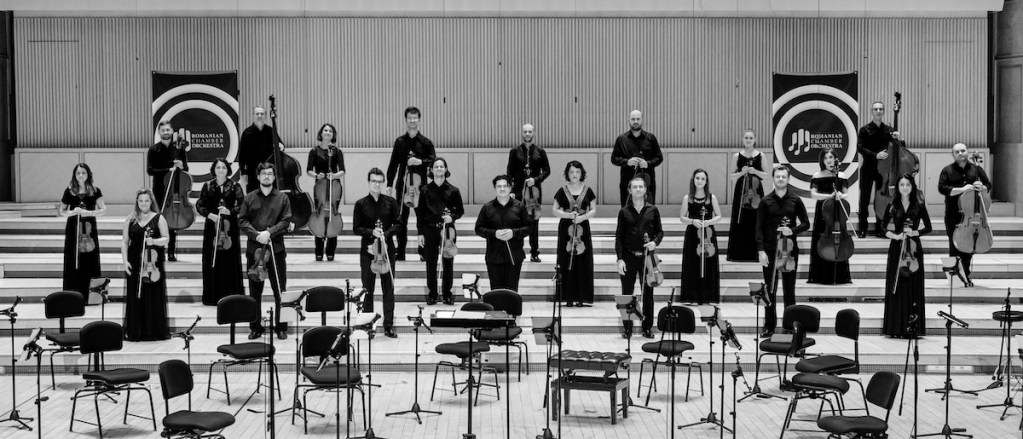 romanian chamber orchestra