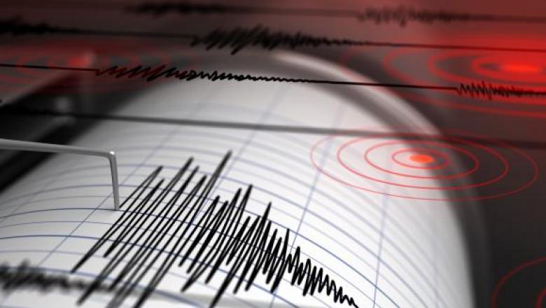 Cutremur în România. Seismul a avut loc noaptea trecută, într-o zonă mai puțin obișnuită pentru cutremure