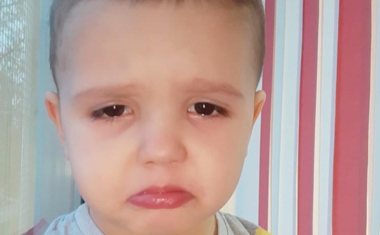 La doar 3 anișori, fără ajutorul nostru, Bogdănel este sortit MORȚII! Dacă nu poți DONA ajută cu o DISTRIBUIRE TE ROOOG