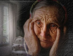 """O bătrână, pe patul de spital, vorbea cu preotul care venise s-o viziteze: """"Domnul mi-a dat o viaţă foarte frumoasă. Sunt gata de plecare. Dar …"""