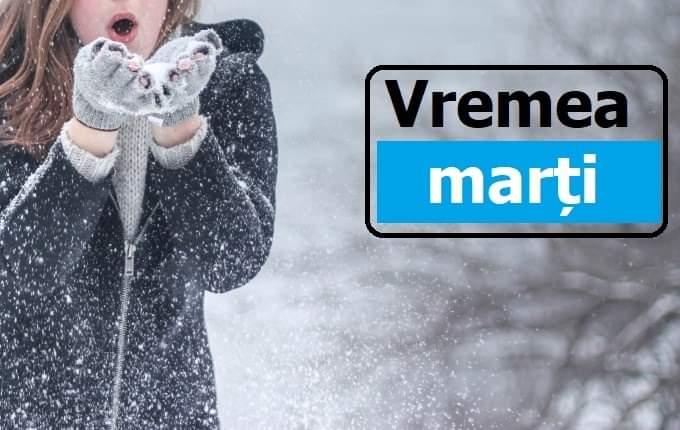 Prognoza meteo de la ANM pentru marți 20 octombrie 2020. Vreme rece pentru această perioadă