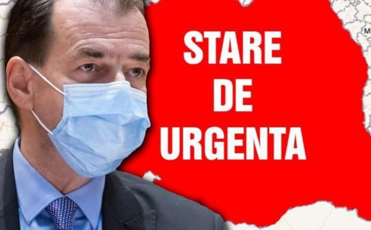 Ludovic Orban, despre un lockdown total după alegerile parlamentare: E o minciună gogonată! Economia nu ne permite!