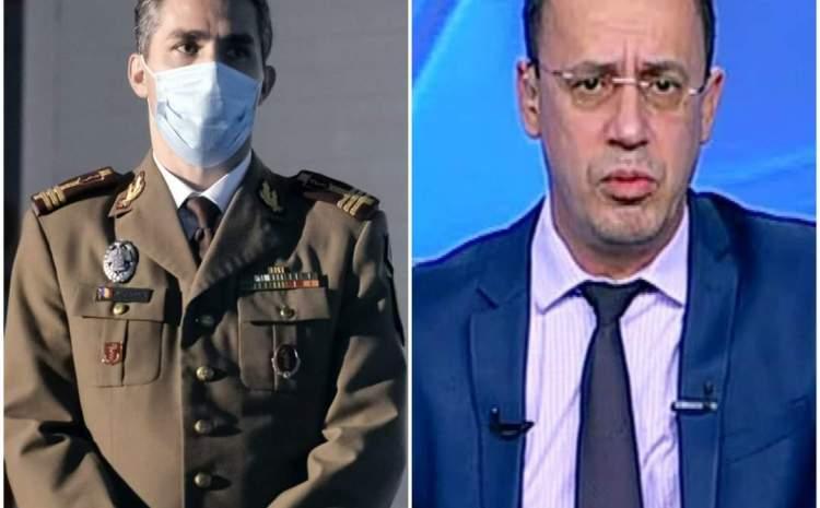 Victor Ciutacu dă de pământ cu Valeriu Gheorghiță: 'Băi, păpușel, cât tupeu trebuie să ai ca să acuzi un șef de spital…'