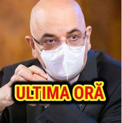 """De ce persoanele vaccinate nu trebuie să renunțe la masca de protecție. Anunțul lui Valeriu Gheorghiță: """"Ar fi o decizie greșită"""""""