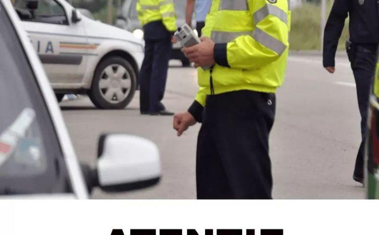 Amenzile pentru șoferi se majorează. Cea mai mică penalitate, 1000 de lei