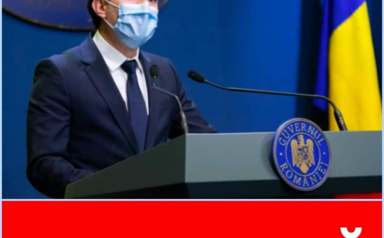 Florin Cîțu dezvăluie noile măsuri de la 1 iunie. Ce relaxări au loc