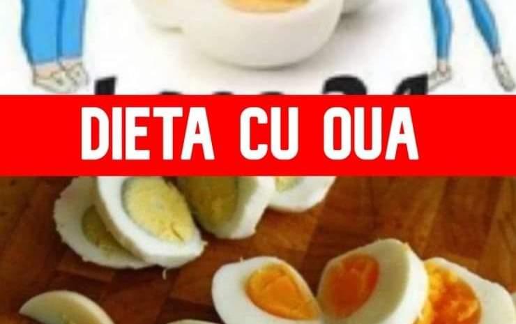 Dieta cu ouă întrece orice așteptări – Este dură, dar poți slăbi până la 15 kg în 15 zile