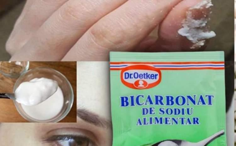 Bicarbonatul de sodiu te intinereste si te face mai frumoasa. Iata modul in care trebuie sa-l folosesti…