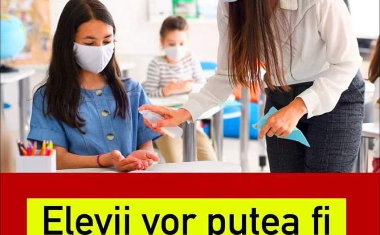 """Elevii ar putea fi vaccinați în școli, începând de anul următor. Sorin Ion: """"Nu excludem această acțiune"""""""