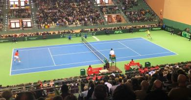 Meciul România – China din Cupa Davis nu se mai joacă!