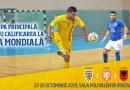 Turneul de calificare la Cupa Mondială de futsal 2020