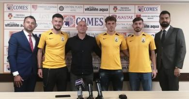 Costel Ilie, contract pe 2 ani ca antrenor principal la CSM Ceahlăul
