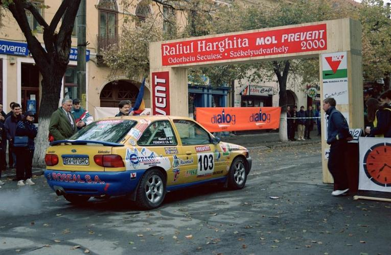 Raliul Perla Harghitei – Power Stage-ul va purta numele Árpád Dietrich