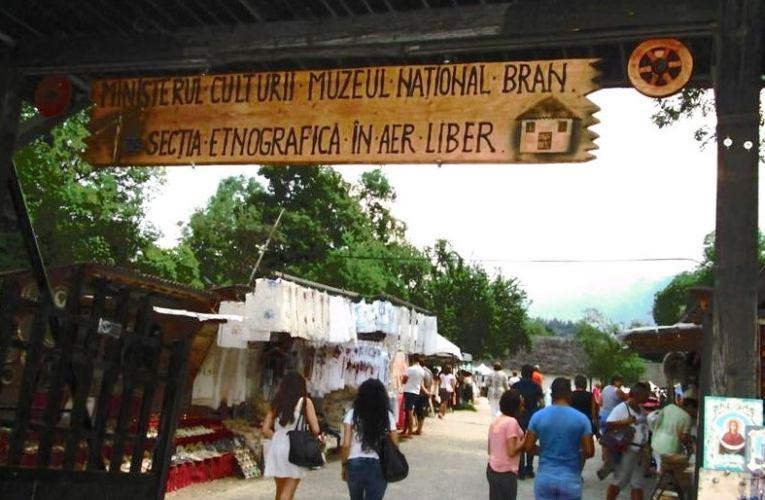 Muzeul Satului Brănean ar putea fi redeschis week-end-ul acesta