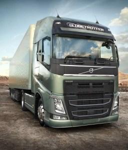 Volvo truck FH
