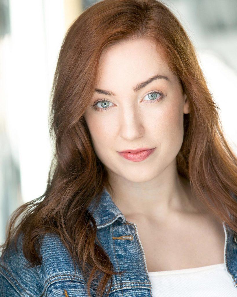 Female Actors Caitlin